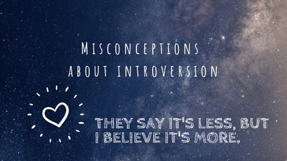 misconceptions about introversion